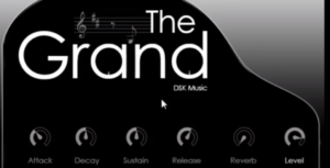 piano DSK The Grand - Free VST