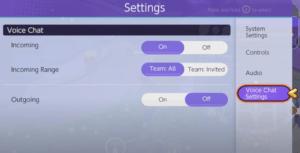 activar microfono en pokemon unite y deshabilitar el de amigos