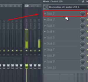 agregar efectos a las grabaciones en fl studio