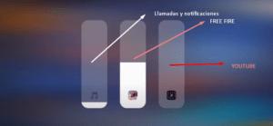 como escuhar musica mientras juegas en Xiaomi Free Fire