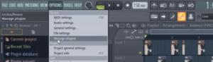 como instalar plugins en fl studio 20 manage plugins