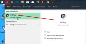dx diag error virtual dj 2020