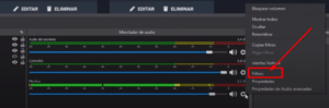 eliminar el ruido de obs con plugins vst