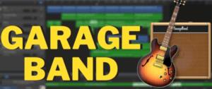 garageband logo del daw 2021