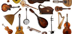 Instrumentos de cuerda uruguay