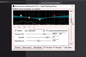 mejorar la voz en el microfono con obs, plugins y filtros con plugins gratuitos para OBS