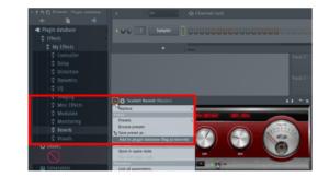 plugins y vst como organizarlos en fl studio 20 u otras versiones