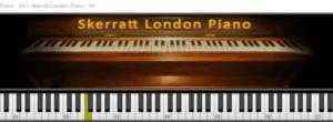 Piano vertical gratuito-Skerratt London Piano