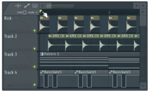 zoom out fl studio