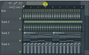 zoom out and zoom in fl studio